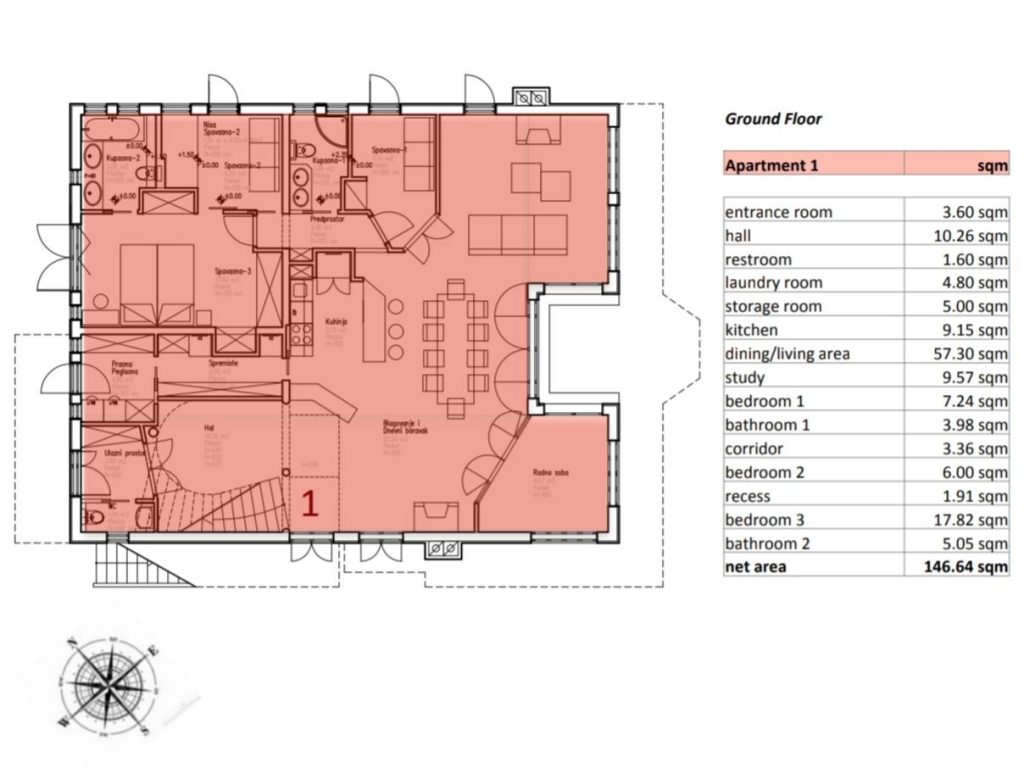 Building Plot with Building Permission and Construction ...